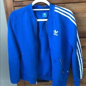 Tops - Adidas zip up